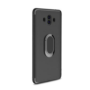 Support Mobile Phone Protection Case for Huawei Mate 10 - BLACK BLACK