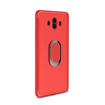 Support Mobile Phone Protection Case for Huawei Mate 10 - RED RED