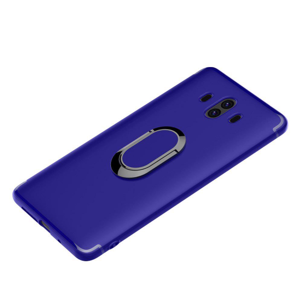 Support Mobile Phone Protection Case for Huawei Mate 10 - BLUE