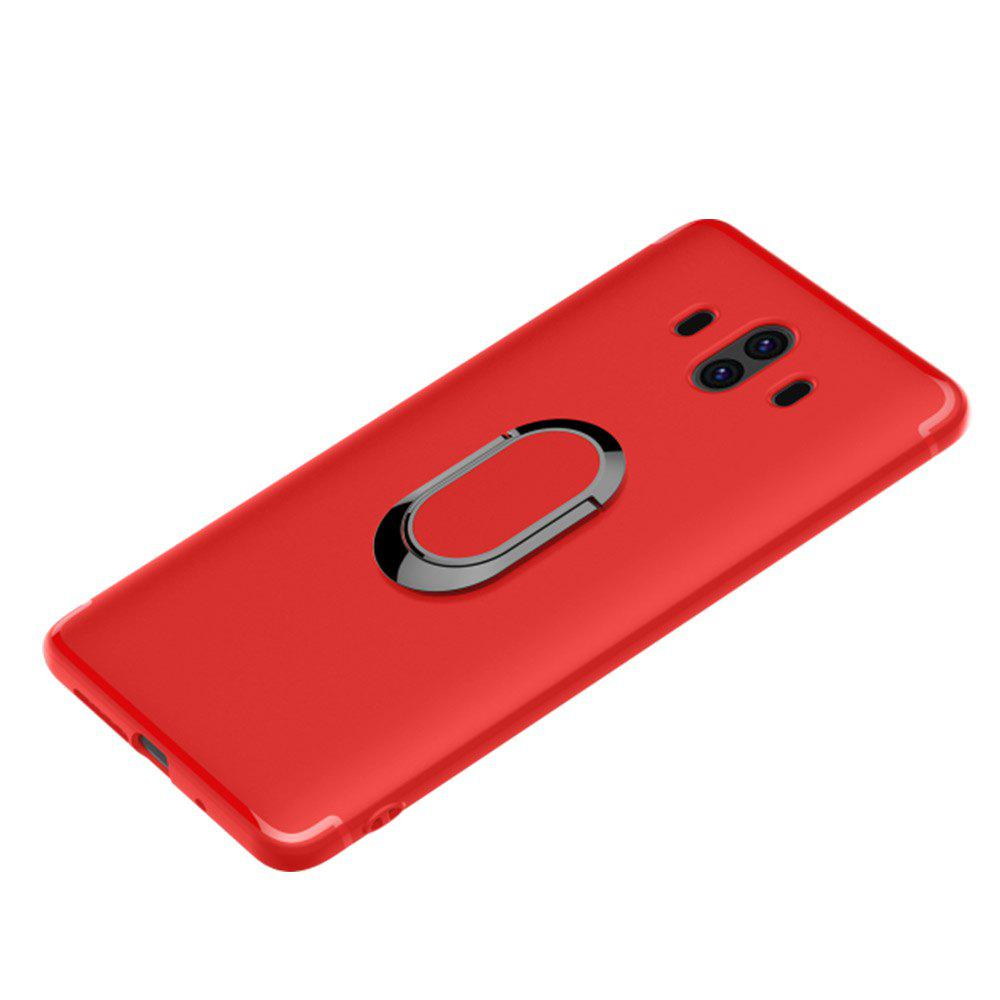 Support Mobile Phone Protection Case for Huawei Mate 10 - RED