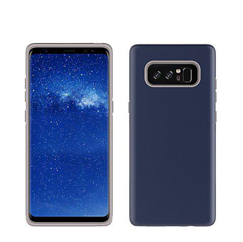 For Samsung Galaxy Note 8 Case Cover Luxury  PC+TPU Hybrid Protection - BLUE