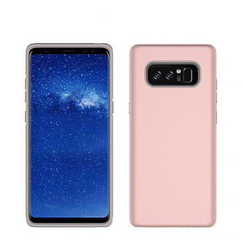 For Samsung Galaxy Note 8 Case Cover Luxury  PC+TPU Hybrid Protection - ROSE GOLD ROSE GOLD