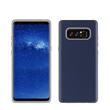 For Samsung Galaxy Note 8 Case Cover Luxury  PC+TPU Hybrid Protection - BLUE BLUE