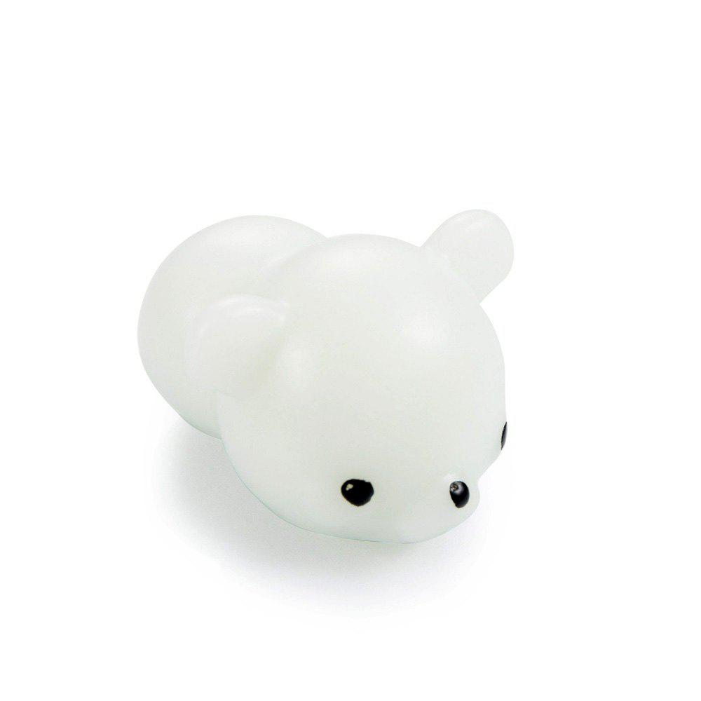 Novel Design Hand Pinch Doll for Pressure Reducing - OFF WHITE