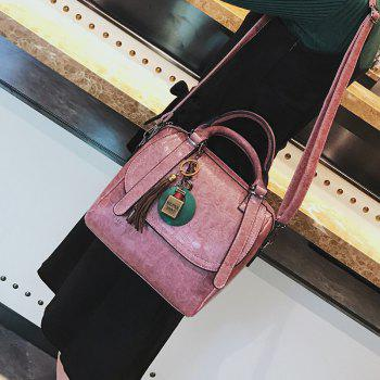 Autumn and Winter New Lady Handbag Fashion Casual Shoulder Messenger Bag -  PINK