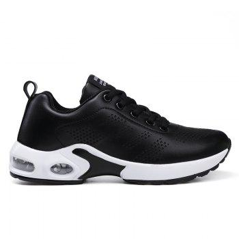 Fashion Sport Wind Comfortable Durable Shoes - BLACK 40