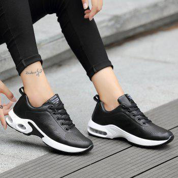 Fashion Sport Wind Comfortable Durable Shoes - BLACK BLACK