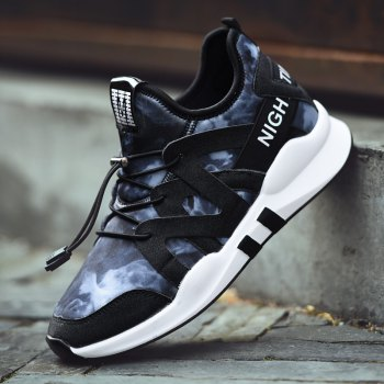Fashion Leisure Folding Soft Breathable and Comfortable Sports Shoes - BLUE 39