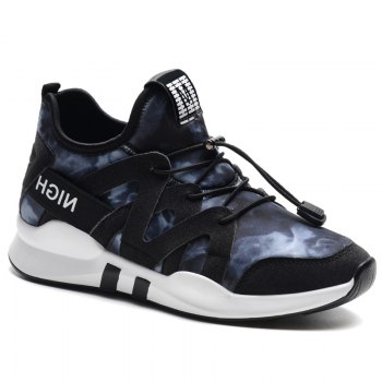Fashion Leisure Folding Soft Breathable and Comfortable Sports Shoes - BLUE BLUE