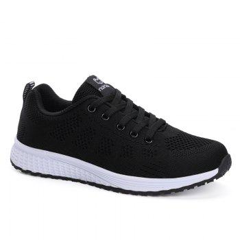 All-Match Soft Breathable and Comfortable Folding Net Shoes