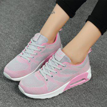 All-Match Leisure Breathable Soft and Comfortable Shoes Net - GRAY 40