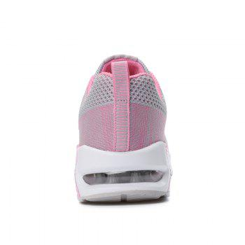 All-Match Leisure Breathable Soft and Comfortable Shoes Net - GRAY 37
