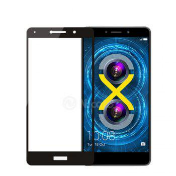 XY09 Mobile Phone Full Screen Covered with Toughened Glass Film for HUAWEI Glory 6X - BLACK