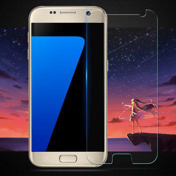 HD Mobile Phone Protective Film Scratch HD Tape Packaging for Samsung S7 Edge - TRANSPARENT