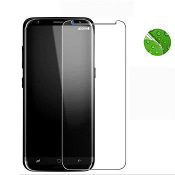 HD Mobile Phone Protective Film Scratch HD Tape Packaging for Samsung S8 - TRANSPARENT TRANSPARENT