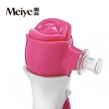 Electric Facial Pore Cleaner Suction Pore Tool Blackhead Acne Remover Pimple Acne Remover - PINK