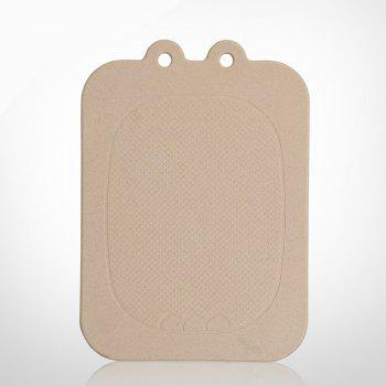 Suncha Kung fu Panda Wheat Supplementary Cutting Board - LIGHT BROWN LIGHT BROWN