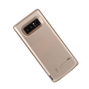 XY003 Back Clip Mobile Power All Inclusive Soft Edge 6500mAh for Samsung Note 8 - GOLDEN