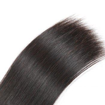 Rebecca Fashion Brazilian Remy Human Hair Straight Weaves R5 1pc/lot 100g RC09177 - NATURAL COLOR 22INCH