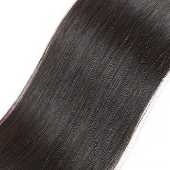 Rebecca Fashion Brazilian Remy Human Hair Straight Weaves R5 1pc/lot 100g RC09177 - NATURAL COLOR 18INCH