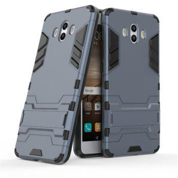 Case For Huawei Mate 10 Shockproof Tank Armour Hybrid Stents Shield - CERULEAN