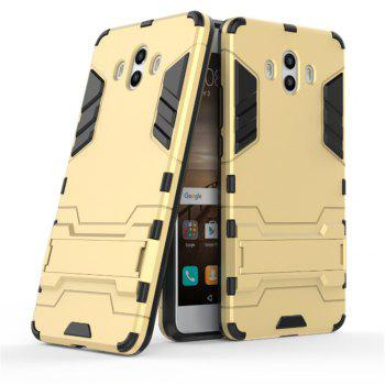 Case For Huawei Mate 10 Shockproof Tank Armour Hybrid Stents Shield - GOLDEN
