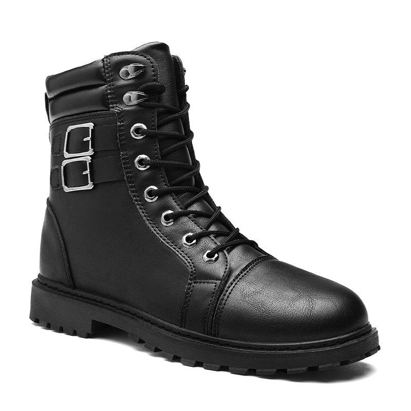 Autumn and Winter High-End Wear Resistant Fashion Men'S Boots high tech and fashion electric product shell plastic mold