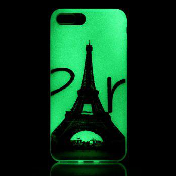 The Tower Luminous Ultra Thin Slim Soft TPU Silicone Case - COLORFUL