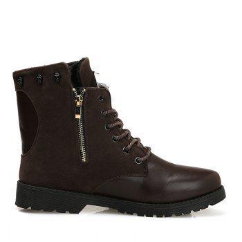 Martin Boots for Winter Style - BROWN 42