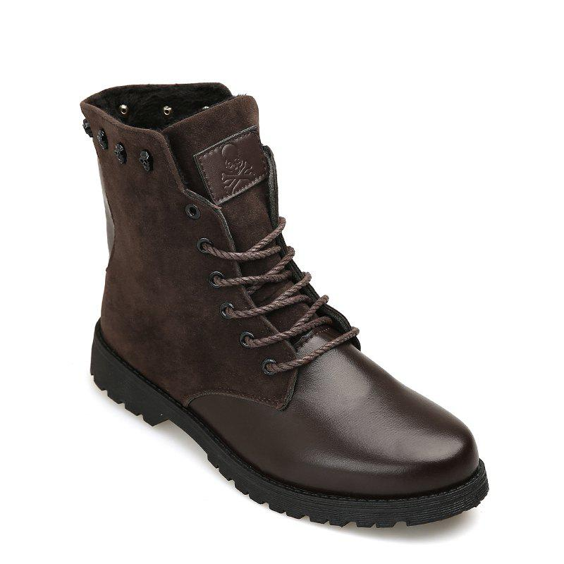 Martin Boots for Winter Style - BROWN 43