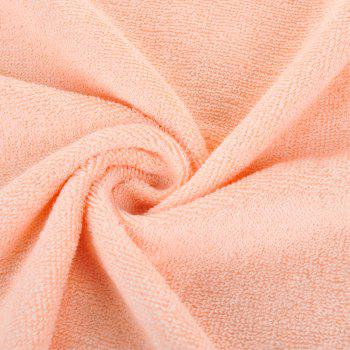 Bamboo Fiber Towel Wash Face for Men and Women -  PINK