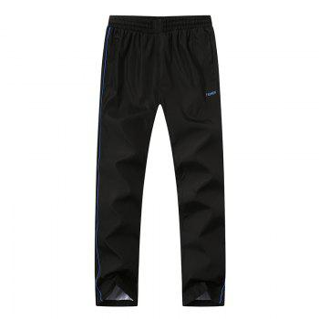 2017 New Thin Sports Suit - BLUE 3XL