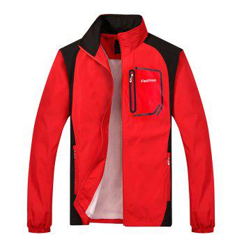 2018 New Sports Suit - RED XL
