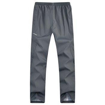 Fashion Sports Suit for Men - GRAY XL
