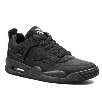 Autumn Leisure Outdoor Sports Men's Shoes - BLACK BLACK