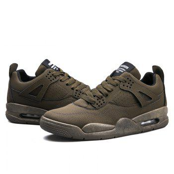 Autumn Leisure Outdoor Sports Men's Shoes - ARMYGREEN 39