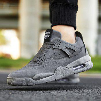 Autumn Leisure Outdoor Sports Men's Shoes - GRAY GRAY