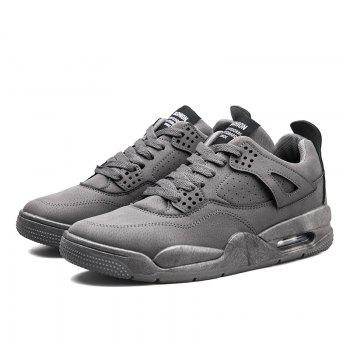 Autumn Leisure Outdoor Sports Men's Shoes - GRAY 41