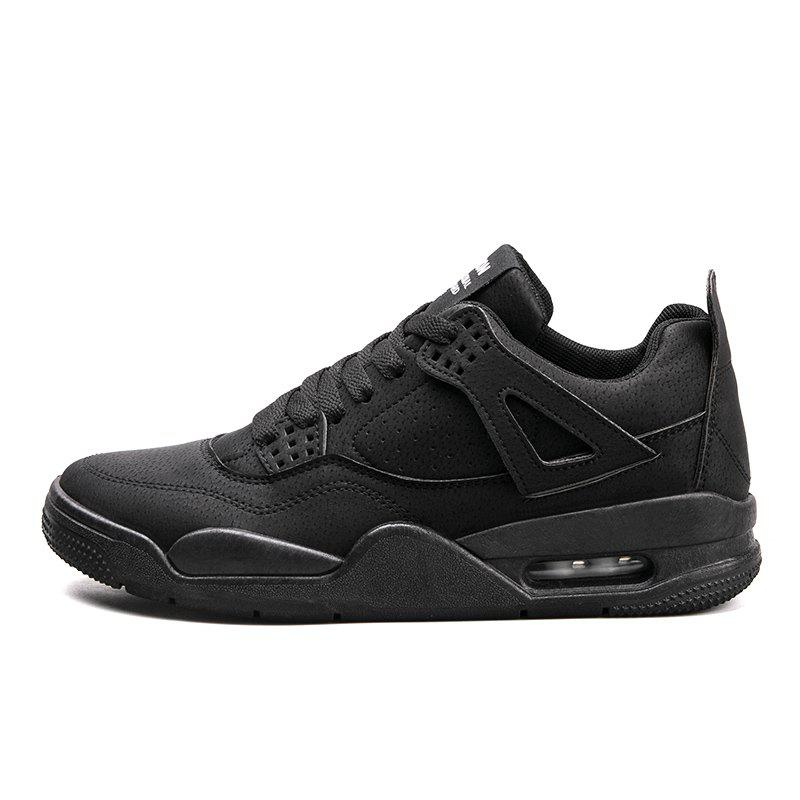 Autumn Leisure Outdoor Sports Men's Shoes - BLACK 39