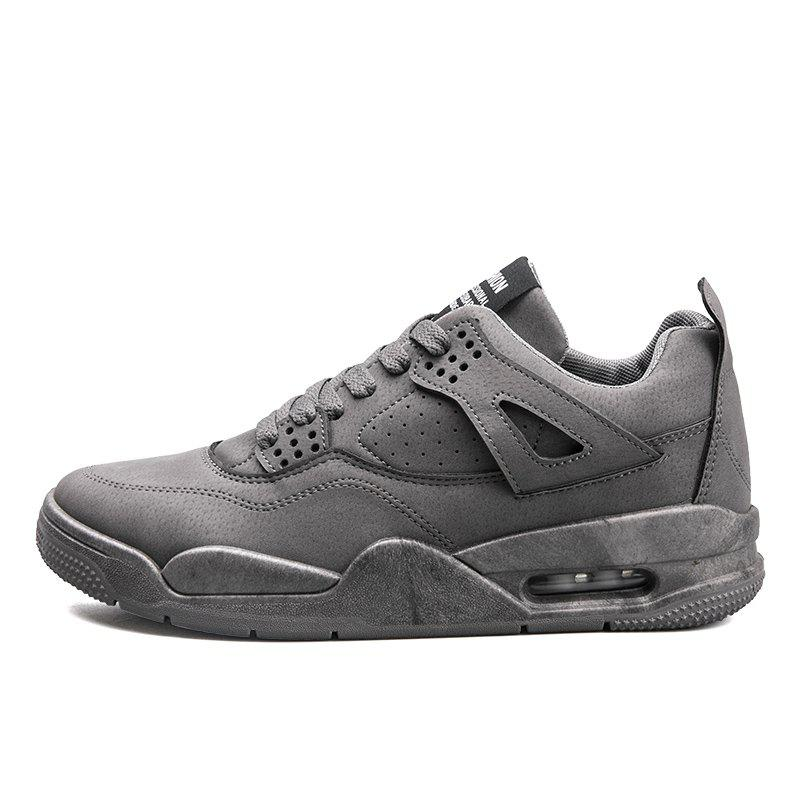 Autumn Leisure Outdoor Sports Men's Shoes - GRAY 40