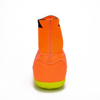 Men's Sports Shoes Color Block Lacing Fashion Football Shoes - JACINTH 39