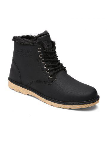 Men S Boots High Quality Warm Casual Stylish
