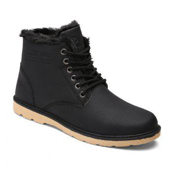 Men's Boots High Quality Warm Casual Stylish Boots