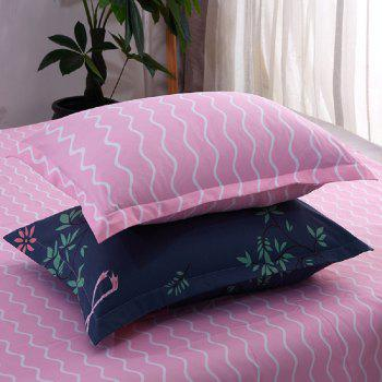 Fashion Bird Pattern Personalized Polyester Bedding Set - COLORMIX COLORMIX