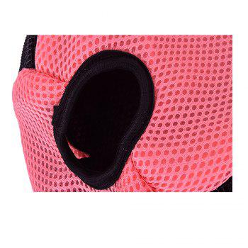 Lovoyager XQB1111 Pet Front Carrier Bag Breathable and Soft for Dog Cat - PINK S