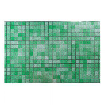 DIHE Kitchen Oil Proof Wall Stickers Beautiful High Temperature Resistance - GREEN GREEN