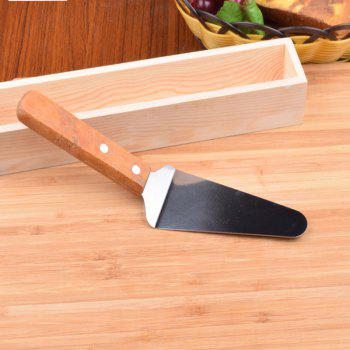 DIHE Stainless Steel Pizza Knife Cake Shovel Good Corrosion Resistance - COLORMIX