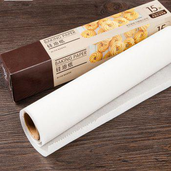 DIHE Baking Cake Pastry Paper Anti-Oil Waterproof Anti-Sticking - COLORMIX COLORMIX