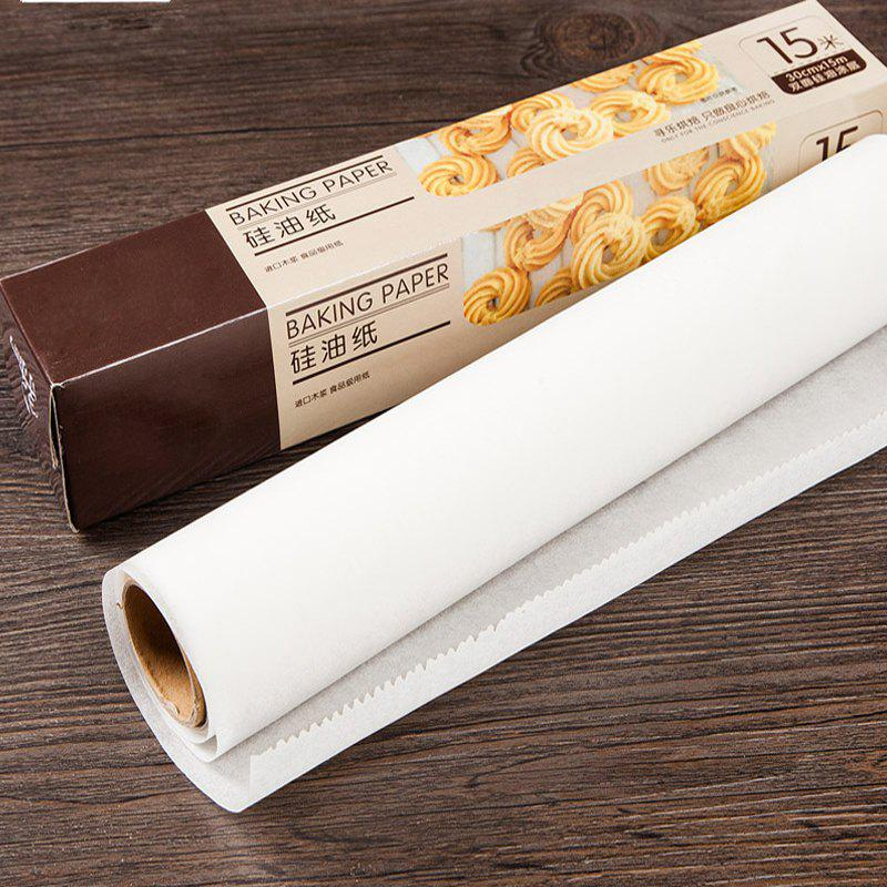 DIHE Baking Cake Pastry Paper Anti-Oil Waterproof Anti-Sticking - COLORMIX
