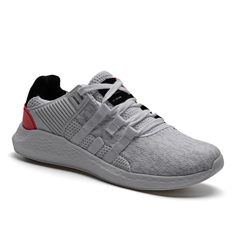 2018 Hombre Fashion Running Rosa/Blanco Outdoor Casual Hiking Zapatos Rosa/Blanco Running In 13a080